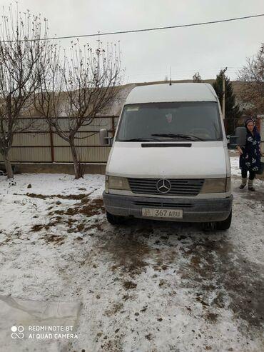 Купить бус спринтер грузовой - Кыргызстан: Mercedes-Benz Sprinter 3 л. 1999 | 56688 км