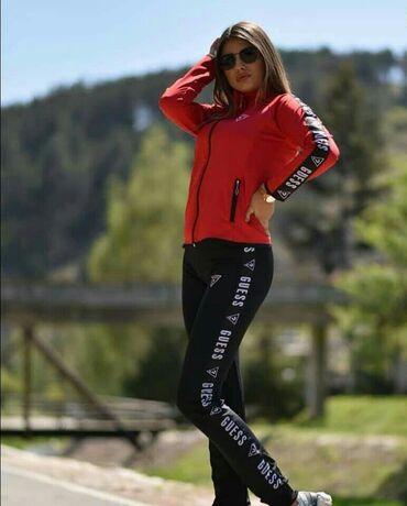 Sport i hobi - Sopot: Guess ženske trenerke koplet NOVO S M L XL XXL