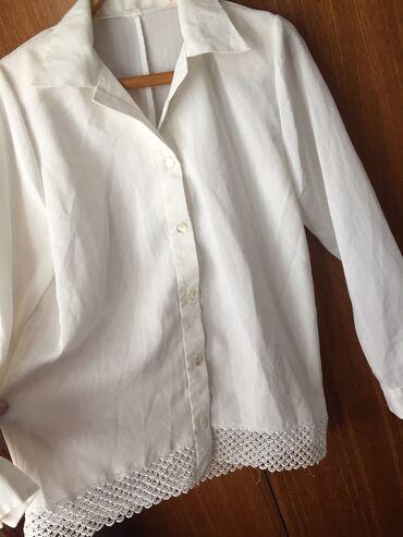 Женская блузка размер 46-48 в отличном состоянии