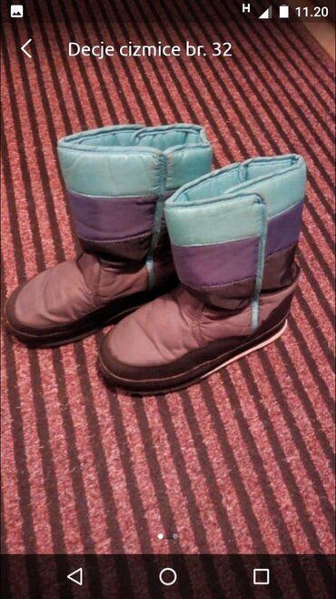 Dečije Cipele i Čizme - Nis: Komplet decije obuce