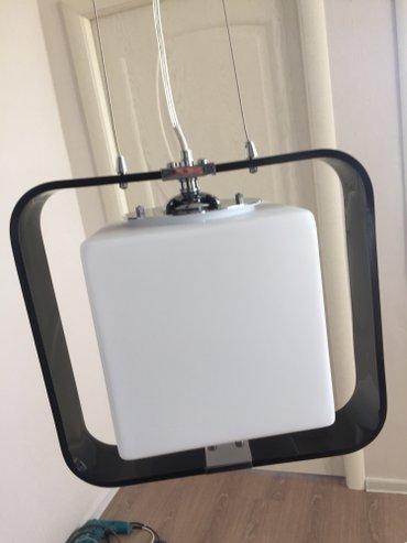 Освещение в Кок-Ой: Продаю люстры hi-tech. новые в упаковке. количество ограничено