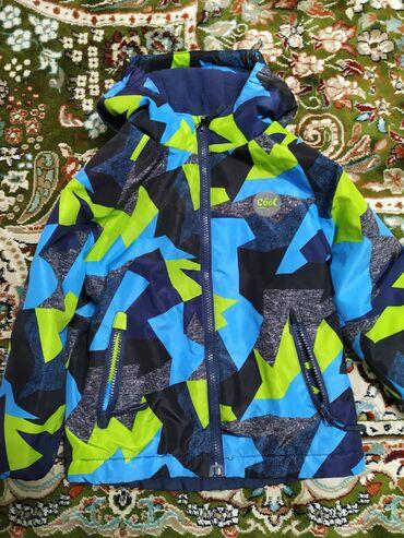 Зимняя куртка на 3года, качество отличное,внутри флис