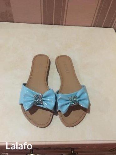 Продаю очень красивую нежную обувь,размер 37) в Бишкек