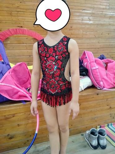Спортивная форма - Кыргызстан: Продаю купальник для выступления по художественной гимнастике. На