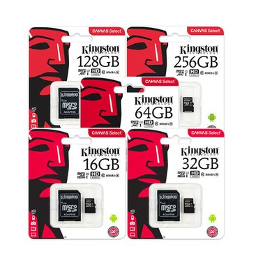 Kingston Micro SD kartice, 16GB, 32GB, 64GB NOVO - Krusevac