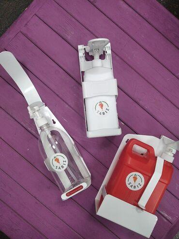 локтевые дозаторы для дезсредств бишкек в Кыргызстан: Локтевые дозаторы с ёмкостью для антисептикиОбъем 2 литра Маткасымов