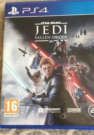 Star Wars Jedi Fallen Order - tam rus dilinde 70 azn tepteze kimidir