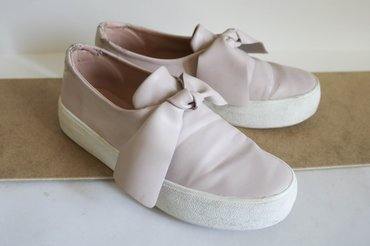 PULL & BEAR Blush Pink Sneakers. σε Central Thessaloniki