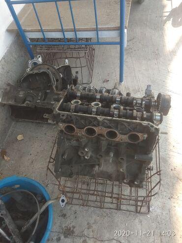 запчасти хендай санта фе бу в Кыргызстан: Двигатель 2 NZ-FE WWT-I на запчастипо частям или всеТойота объем