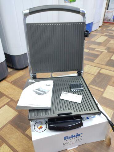 Гриль и тостер МатильдаFakirПотребляемая мощность 2000втРабочая