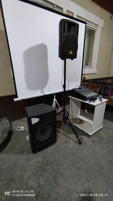 6172 объявлений: Аренда, Ижара, Музыкальный апаратура чакан тойлордо кызмат кылат. Кало
