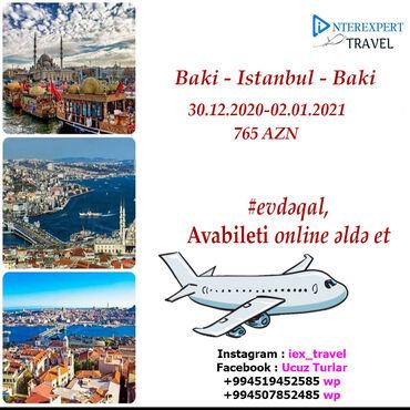 tap az quwlar - Azərbaycan: 30.12.1Baki-Istanbul-BakiInstagram : iex_travelFacebook : Ucuz Turlar+