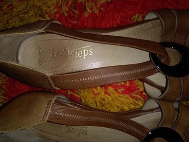 Sandale jednom nosene,meni velike,39broj prelepo stoje I udobne - Sombor - slika 5