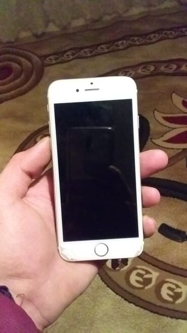 iphone qablari - Azərbaycan: İşlənmiş iPhone 6s 32 GB Ağ