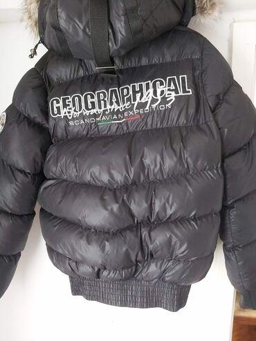 Zimska jakna - Srbija: Nova zimska jakna, original marke- Geographical Norwey -kupljena u