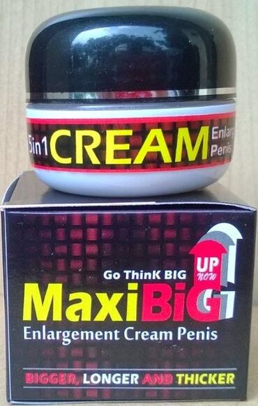 max f цена в бишкеке в Азербайджан: MaxiBig boyuducu krem Cinsi Orqan Olcusunu inanilmaz sekilde boyuden p