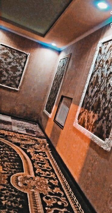 снять дом в кара балте частный в Кыргызстан: 117 кв. м, 3 комнаты, Сарай, Забор, огорожен