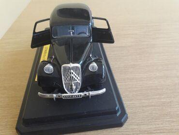 Avtomobil modelləri | Srbija: Metalni citroen iz 1938 godine za kolekcionare