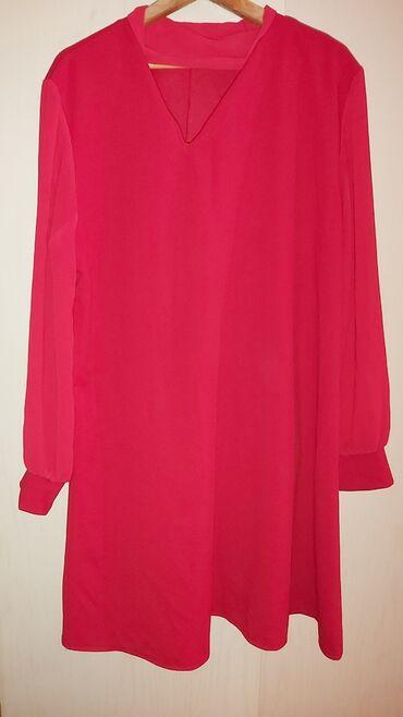 Nova crvena haljina. Uni velicina