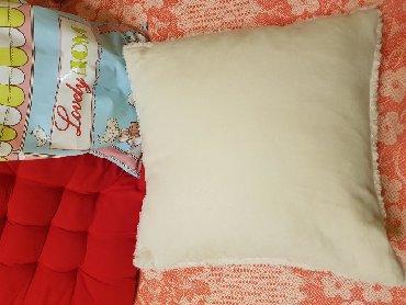 стирать одеяло из шерсти в Кыргызстан: Новая подушка из шерсти (lovely dom подарок)