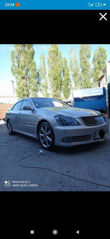 Toyota Crown 3 л. 2005