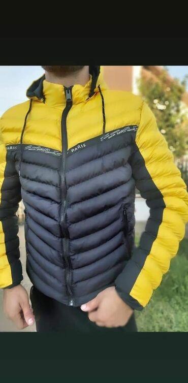 Suskave zimske jakne, tople i nepromocive Zuta: M i LMaslinasto