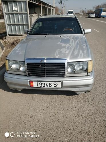 Mercedes-Benz W124 2.3 л. 1992 | 350000 км