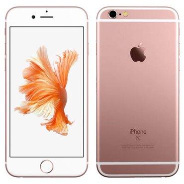 продаю  айфон 6s 16gb (розовое золото) (состояние 10 из 10, все работа в Бишкек