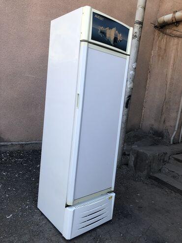 Б/у Однокамерный Белый холодильник Avest