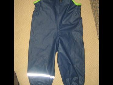 Pantalone za kišu vel 92 godinu ipo staro dete - Paracin