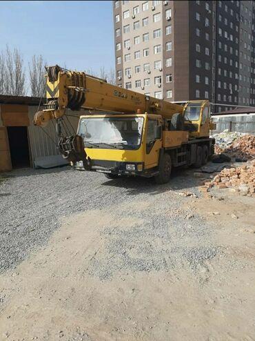 продам андрактим в Кыргызстан: Срочно продам Автокран 25 тонный
