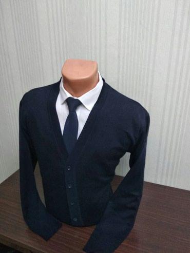 Мужской свитер с пуговицами! Размер: 48-50-52 Отдам за 500 сомов! в Бишкек