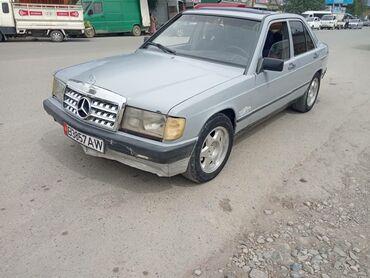 Mercedes-Benz 190-Series 2.3 л. 1987