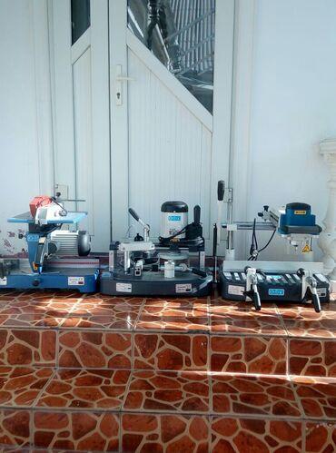 Продается оборудование для изготовления пластиковых и алиминовых окон