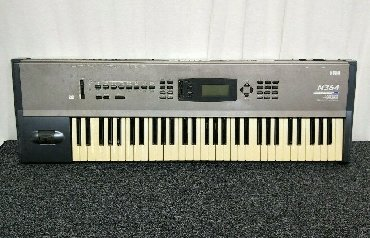 1. Korg N364 Music Workstation.2. 5 - oktava, 61 - Keys.3. Made in