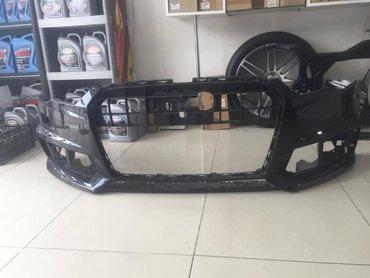 audi a6 26 at - Azərbaycan: Audi a6 2018 qabag buferi