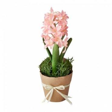 Новые искусственные цветы в горшочке!!! Отличная идея для подарка!!! в Бишкек