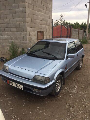 Honda Civic 1.3 л. 1986