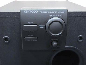 Πωλείται set suround 5.1 kenwood +jvc