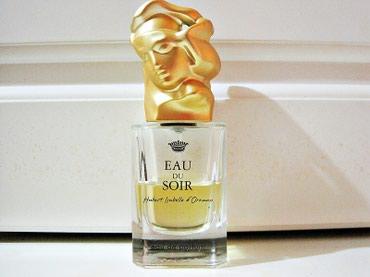 Duka - Beograd: Eau du Soir SisleyEau du Soir je drugi miris Sisley, ženstveni