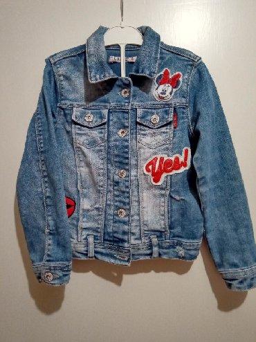 Dečije jakne i kaputi | Nova Varos: TCR jaknica za devojcice u odlicnom stanju. Velicina 6