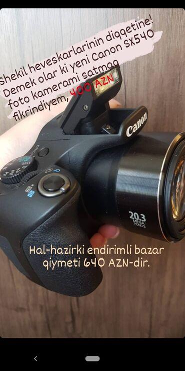 hazır biznes plan - Azərbaycan: Canon Sx540. 1 il bundan evvel 600 manata endirimde alinib