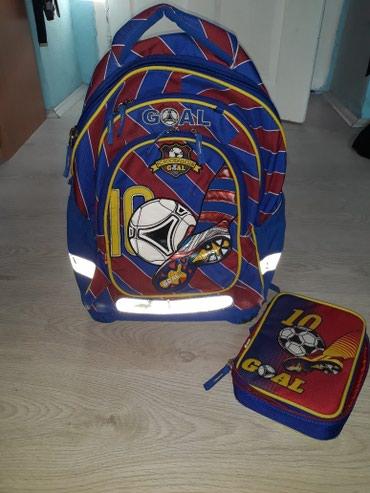 Target torba za skolu malo izguljena vidi se na slici ojacana na - Ruma