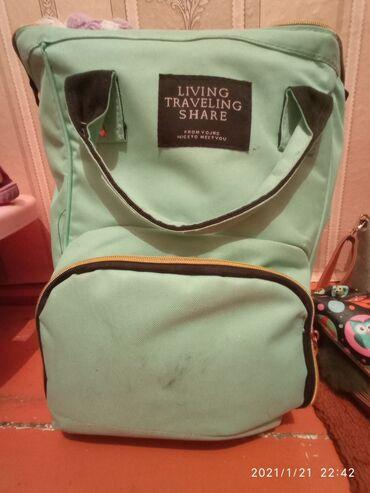 рюкзак в Кыргызстан: Рюкзак для мамочек