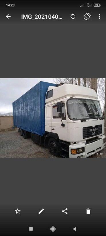 покупка грузового автомобиля в Кыргызстан: Ман командор! Ретарда горный тормоз все работает состояние хорошее