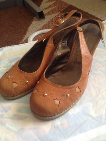 Braon kozne sandale broj pitajte - Srbija: Kozne sandale broj 38 kao nove