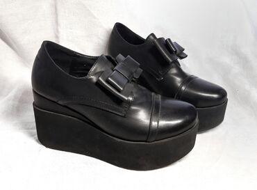 Мужская обувь - Беловодское: Продаются туфли на высокой платформе. Высота платформы 9 см, размер