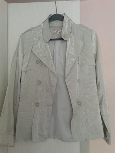 Tanka prolecna jaknica par puta nosena kao nova,jako prakticna, - Valjevo