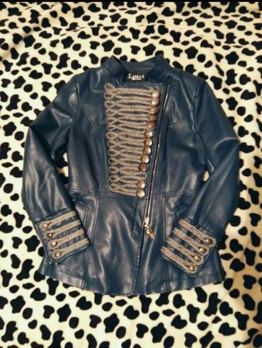 Кожаная Деми куртка, 42-44 размера, качество и состояние отличное,не