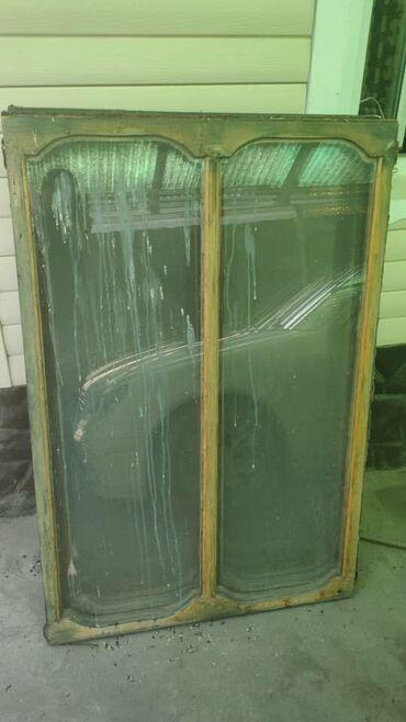 Окна, 103*153 в наличии 6шт, 1 шт разбитое стекло за все 3000сом